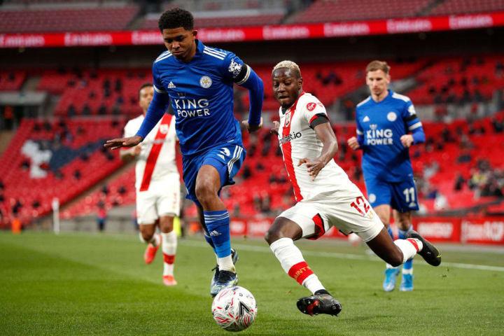 Moussa Djenepo, Wesley Fofana
