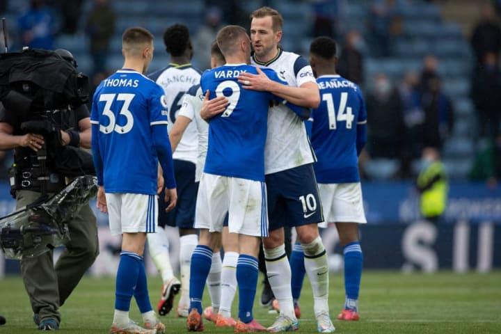 Jamie Vardy, Harry Kane - Soccer Player