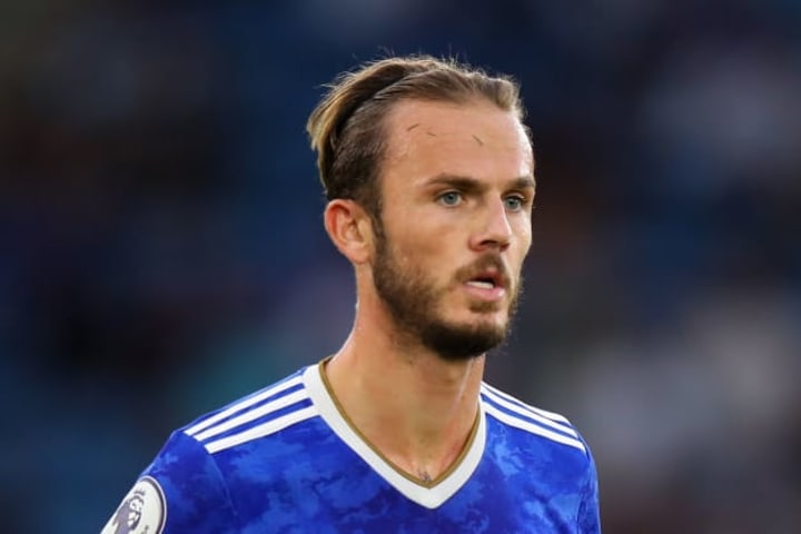 James Maddison could be on his way out of Leicester