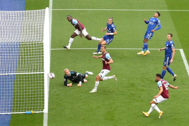 West Ham routed Leicester last time they faced