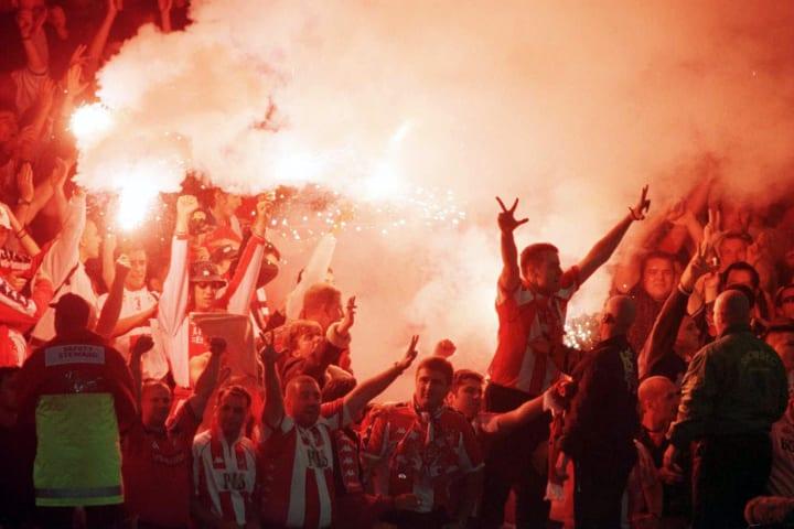 Leicester v Belgrade