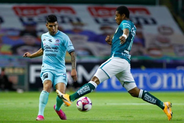 Luis Mendoza, Yairo Moreno