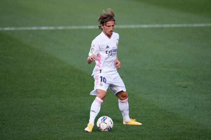 Modric has won everything there is to win at Real