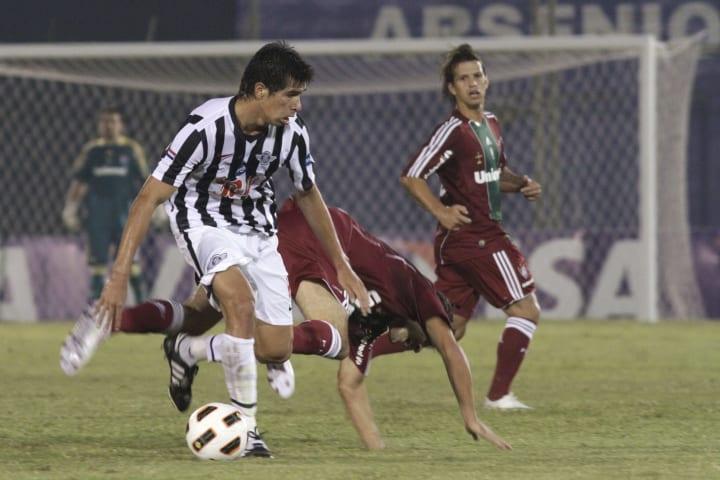 Libertad Fluminense Eliminação Oitavas Libertadores 2011