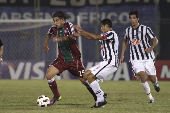 Fluminense Libertadores Libertad