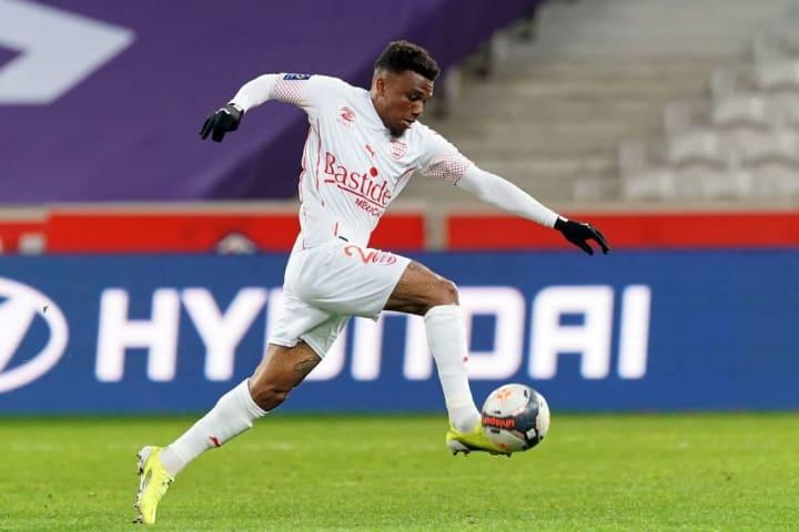 Lille OSC v Nimes Olympique - Ligue 1 Uber Eats