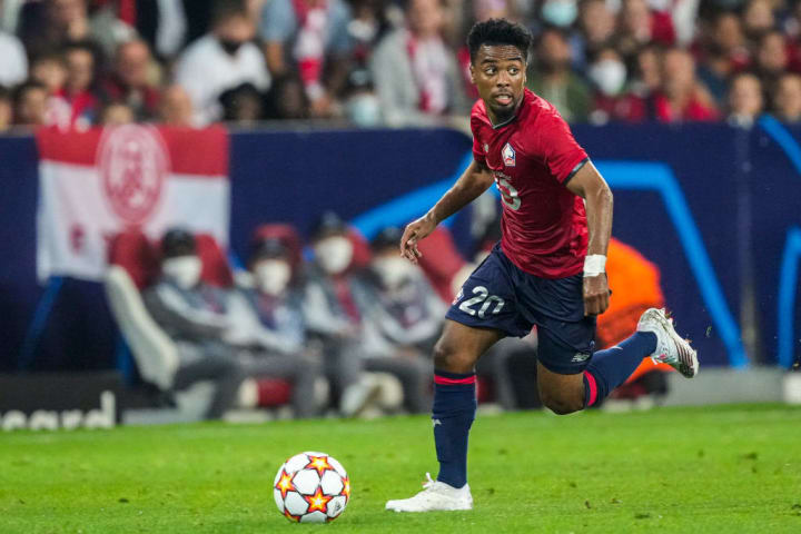 Lille started their Champions League campaign with a draw
