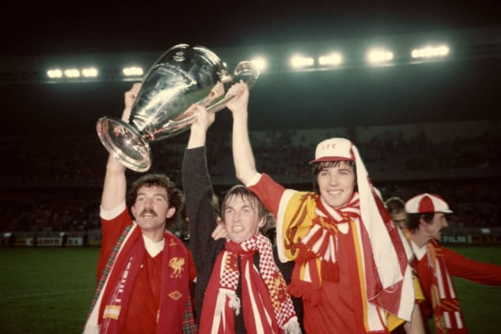 Alan Hansen, Kenny Dalglish, Graeme Souness
