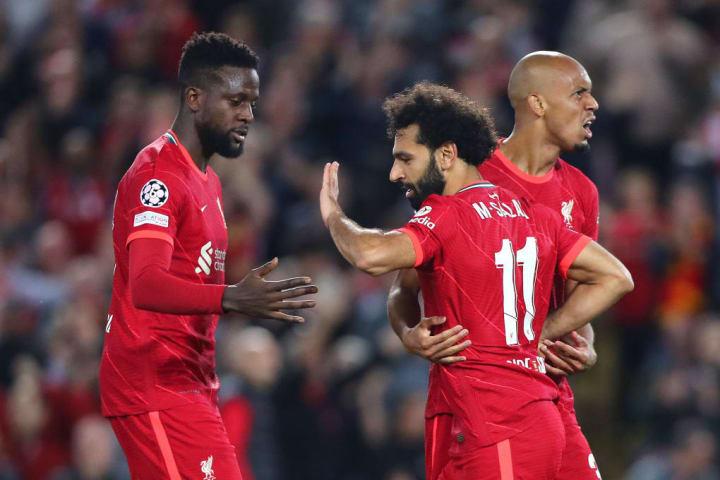 Liverpool got off to a winning start