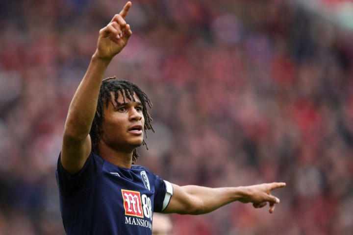 Nathan Ake has captained Bournemouth on occasion this season