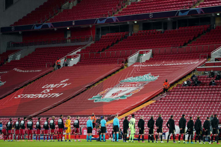 Liverpool FC v Ajax Amsterdam: Group D - UEFA Champions League