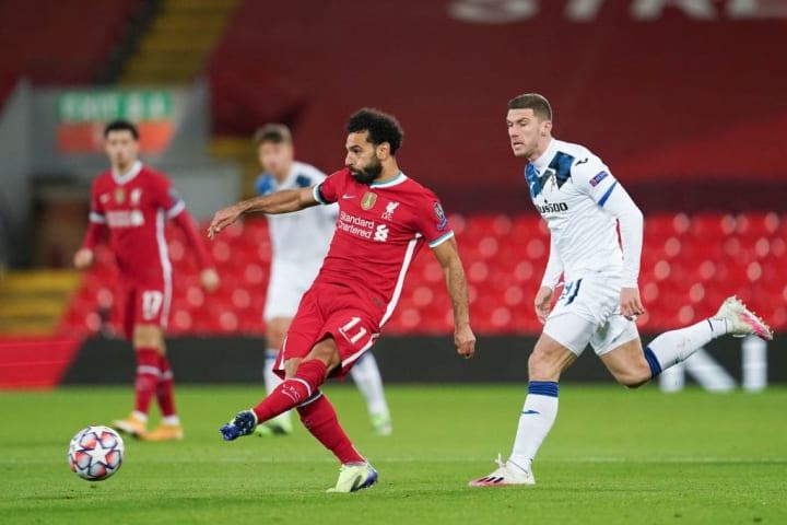 Mohamed Salah, Robin Gosens
