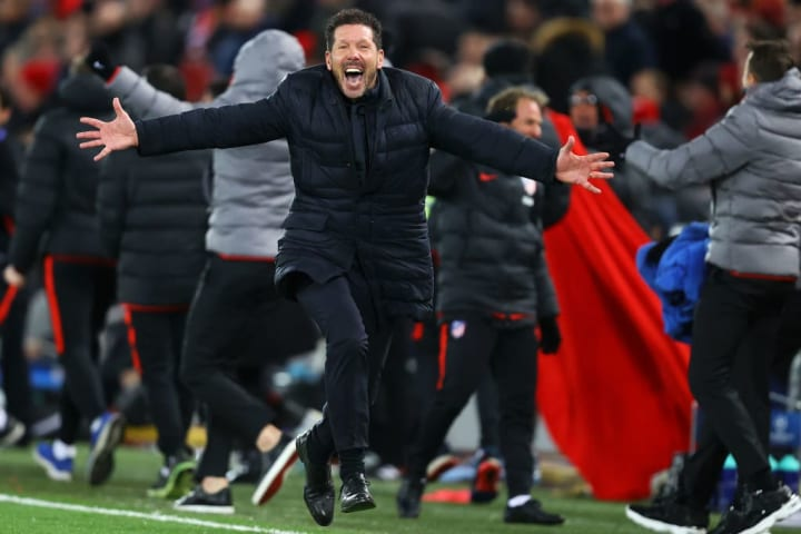 Diego Simeone has transformed Atletico Madrid's fortunes in recent times