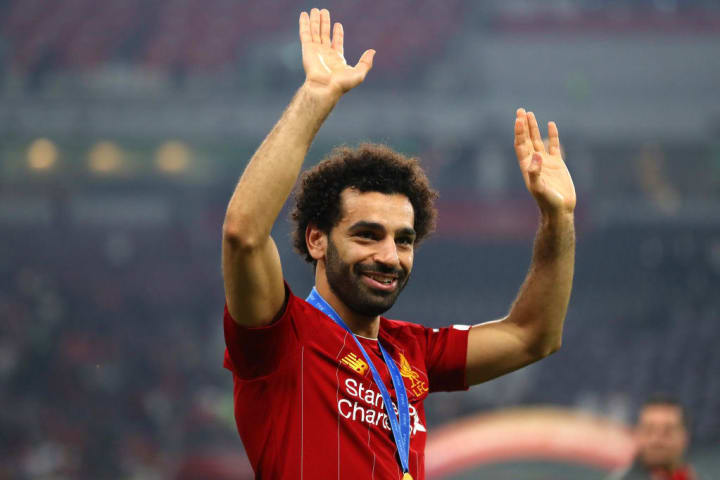 Salah is carving out a legacy
