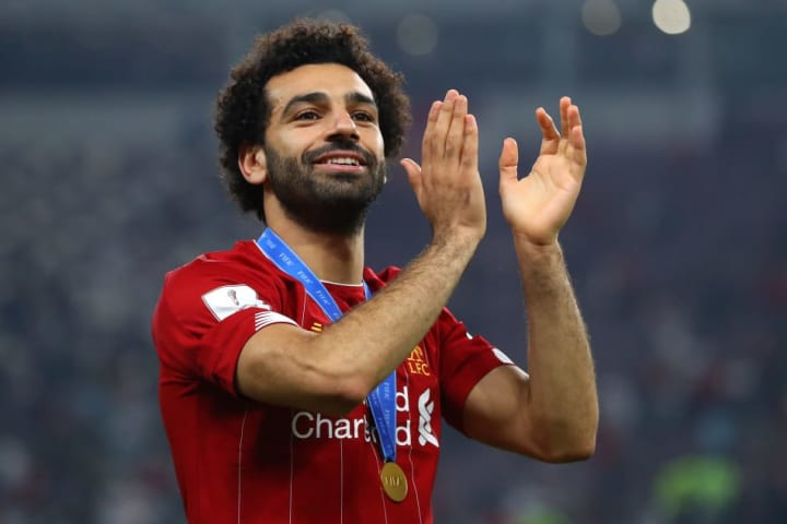 Salah is not unhappy but has other ambitions left unfulfilled