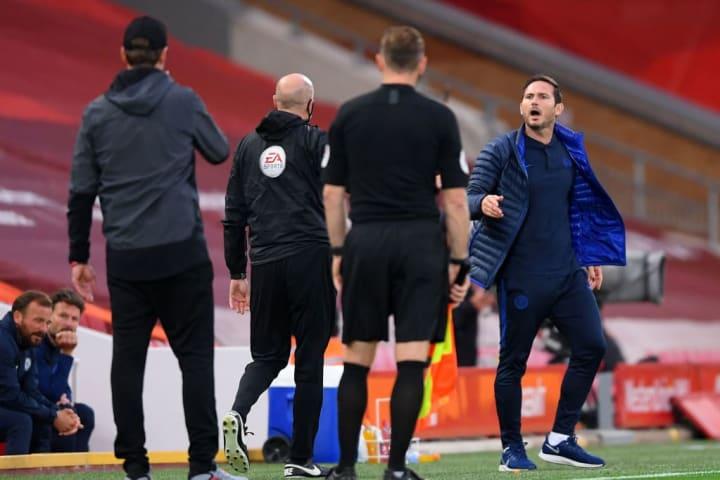 Frank Lampard, Jurgen Klopp