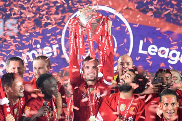 Jordan Henderson, Mohamed Salah