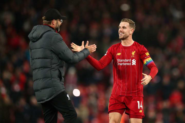 Jurgen Klopp Breaks Down In Tears After Liverpool Clinch