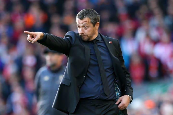 Slavisa Jokanovic has taken over at Sheffield United
