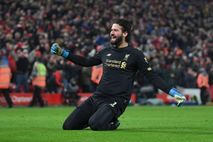 Alisson Becker Internacional Craque Europa Liverpool