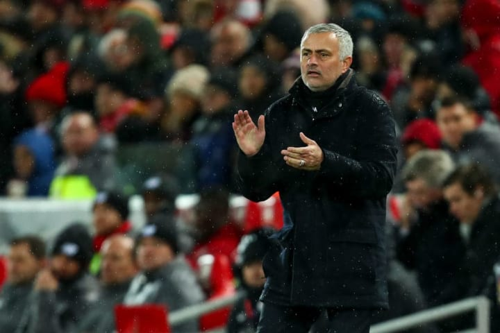 Mourinho's United were linked with Milenkovic