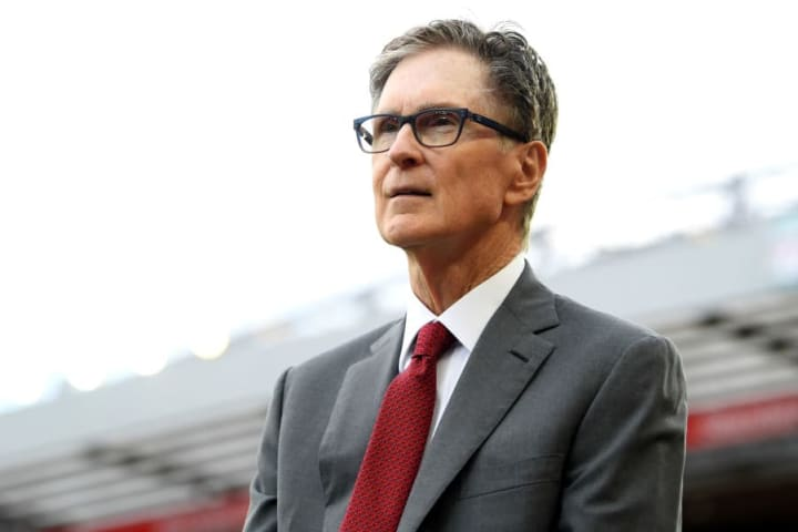 John W Henry has apologised for his role in the super league scandal