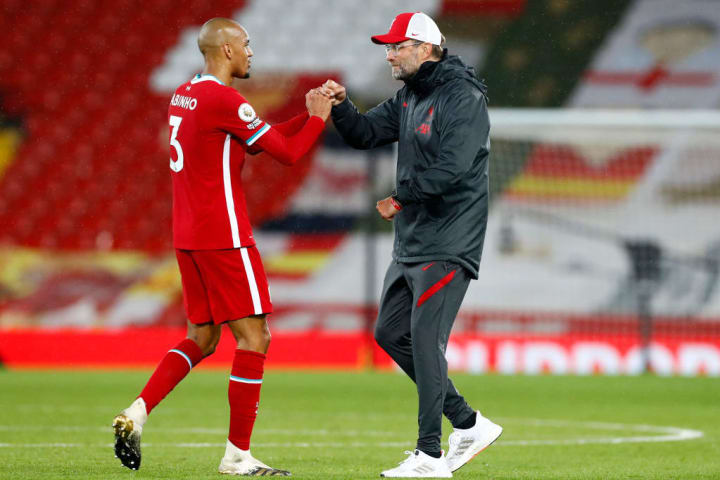 Klopp did not immediately introduce his new signing to the team