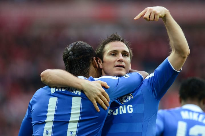Didier Drogba, Frank Lampard
