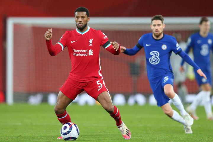 Liverpool were rumoured to be unaware of Wijnadlum's pre-agreement with Barcelona