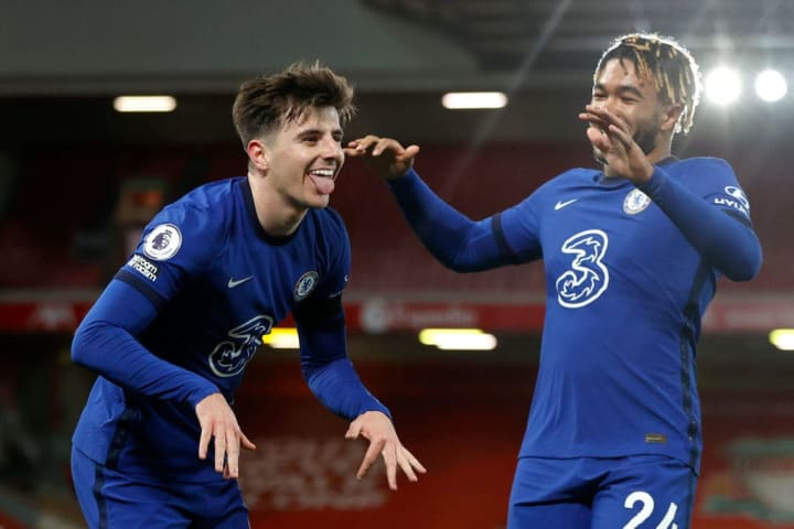 Reece James, Mason Mount
