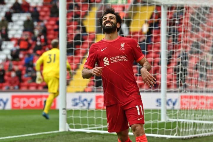 Mohamed Salah Liverpool Valor Mercado Ranking Premier League