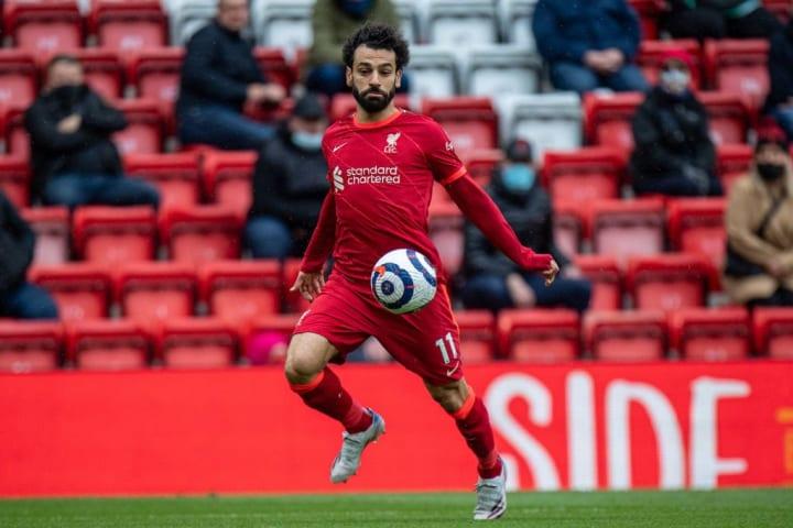 Mohamed Salah Mercado Valor Liverpool Atacante