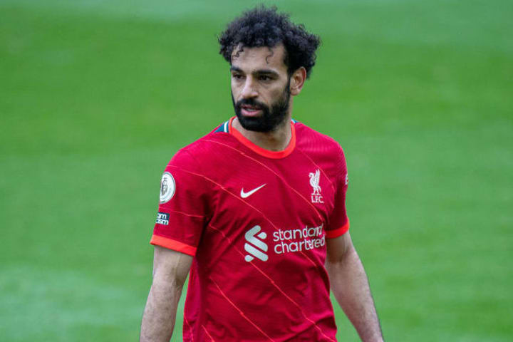 Mohamed Salah scored over 20 Premier League goals again