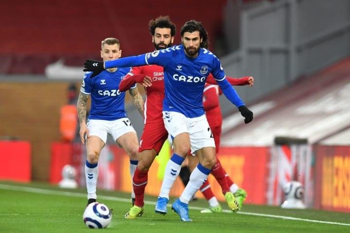 Mohamed Salah, Andre Gomes