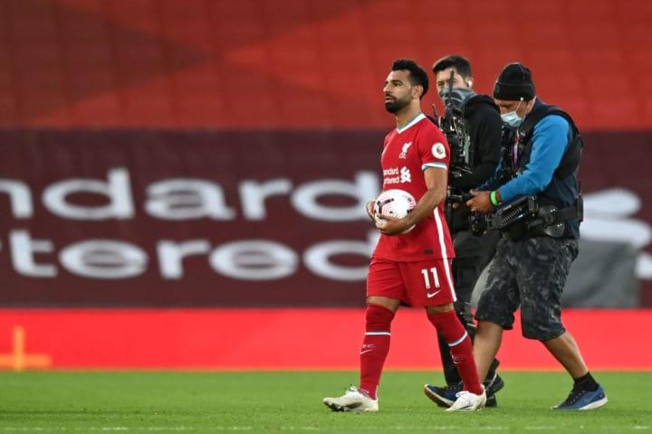 Além de Georginio Wijnaldum, Barça quer Salah, diz amigo de Koeman.