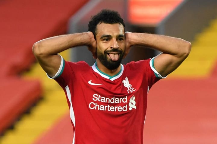 Mohamed Salah's future at Liverpool could be decided by their final league standing