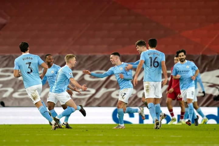 City should make it 16 wins in a row in all competitions