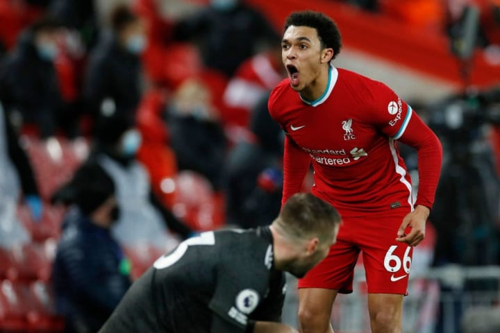 Alexander-Arnold could have done better