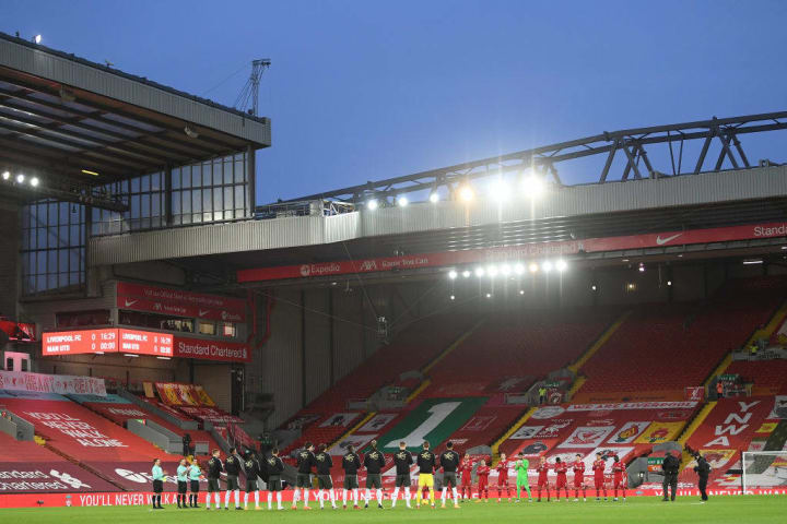 Anfield will play host to this crucial Premier League clash