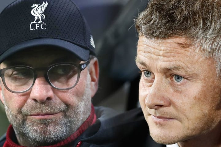Klopp expects Man Utd to keep improving and be a bigger threat