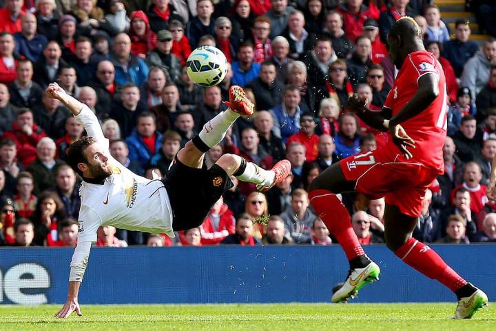 Liverpool vs Man Utd, 2015
