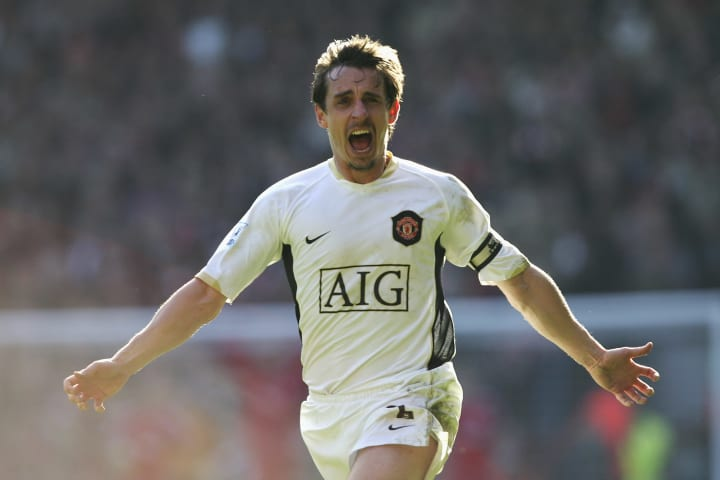A club legend