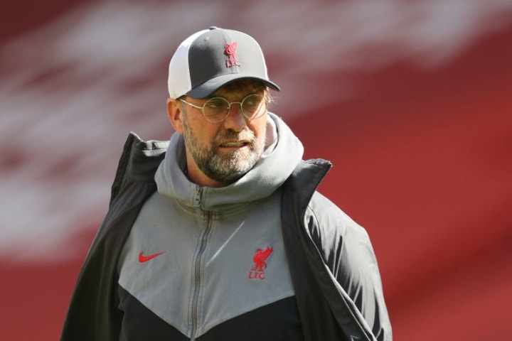 Jurgen Klopp's side will play in front of their fans this season