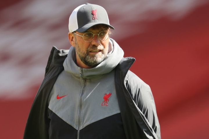 Liverpool have had recent setbacks in their race for the top four