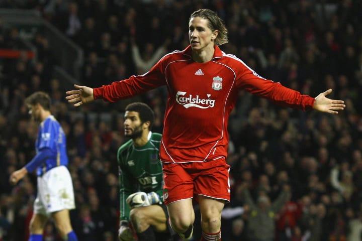 Fernando Torres Liverpool Atlético de Madrid Troca