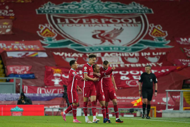 Liverpool as a club are worth 163% more in 2021 than in 2016