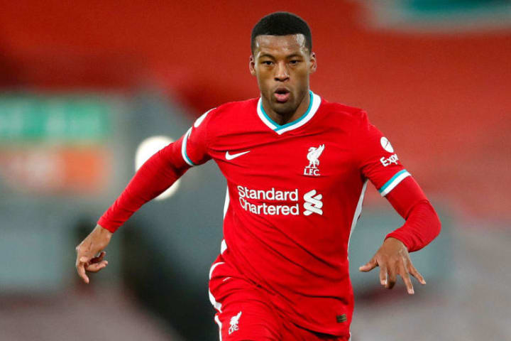 Wijnaldum is free to talk to foreign clubs as of 1 January
