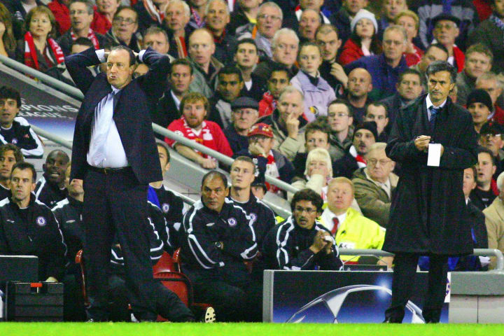 Liverpool vs Chelsea was always an exciting battle