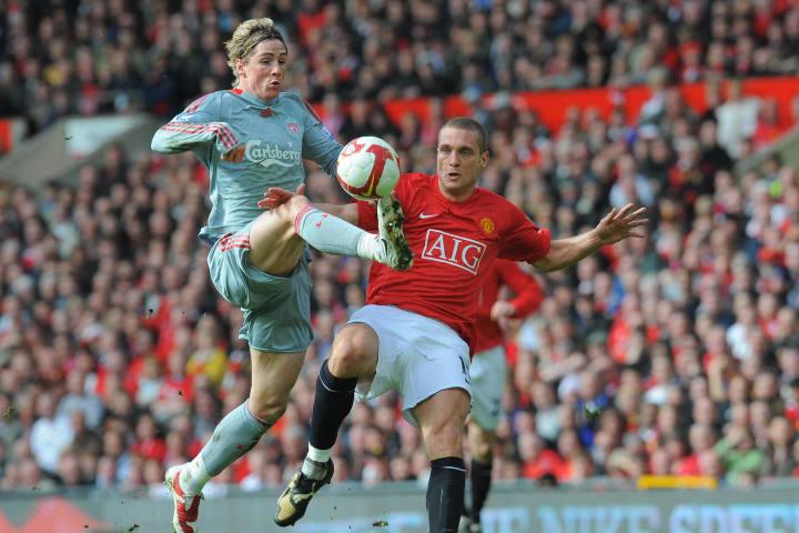 Man Utd vs Liverpool, 2009