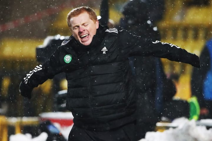 Lennon feels let down by Frimpong's decision to leave Celtic